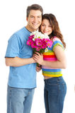 Love couple Stock Image