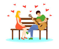 Love Couple Concept Royalty Free Stock Photo