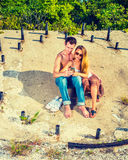 Love Couple. Royalty Free Stock Images