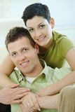Love couple hugging Royalty Free Stock Images