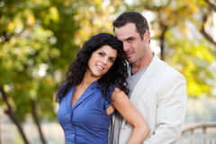 Love Couple Portrait Royalty Free Stock Images