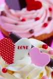 Love cream a Royalty Free Stock Photography