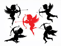 Love Cupid Royalty Free Stock Photography