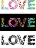 Love Curves Royalty Free Stock Photos