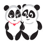 Love the cute Panda Stock Photos