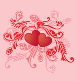 Love Decoration Royalty Free Stock Images
