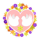 Love decoration Stock Images