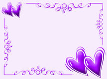 Love decorations Royalty Free Stock Images