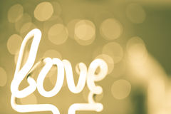 Love defocused background Royalty Free Stock Photo