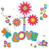 Love design Stock Photo