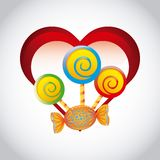 Love design Stock Image