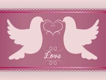 Love design Stock Photography