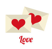 Love design Royalty Free Stock Photos