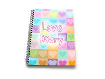 Love Diary Stock Image
