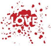 Love dots Stock Photo