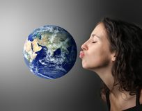 Love earth Stock Photos