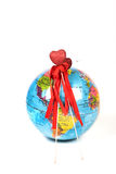 Love and earth Royalty Free Stock Photo