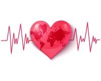 Love Earth Stock Image