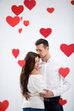 In love Royalty Free Stock Photo