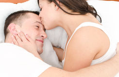Love and eroticism Stock Photography
