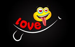 Love Expression Royalty Free Stock Photo