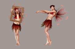 Love Fairy stock photos