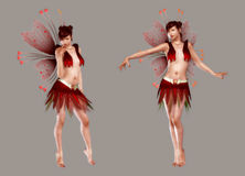 Love Fairy Stock Images