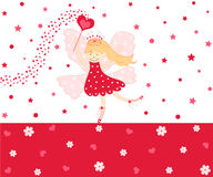 Love fairy Stock Photo