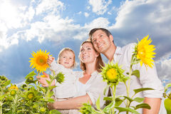 Love family Royalty Free Stock Images