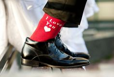 Love feet Stock Photos