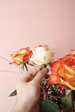 Love flowers Stock Photos