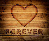 Love forever Stock Image