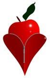 Love Fruit Stock Photo