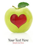 Love fruits Royalty Free Stock Photography