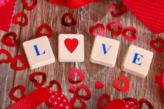 Love game Stock Image