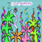 Love Garden Royalty Free Stock Image