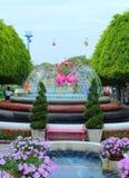 Love Garden. Dream World, Bangkok, Thailand. Stock Photography