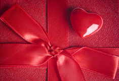 Love gift Stock Image