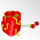 Love Gift Royalty Free Stock Photography