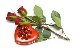 Love gift Royalty Free Stock Photos