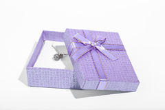 Love Gift box Royalty Free Stock Images