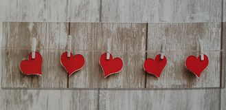 Love is a gift royalty free stock image
