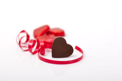 Love gift for valentine stock photo