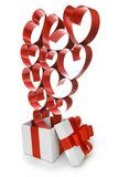 Love gifts Royalty Free Stock Image
