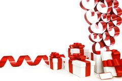 Love gifts Stock Photos