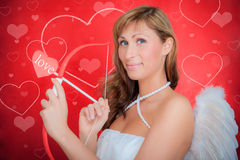 Love girl Stock Photos