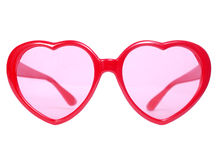 Love Glasses Stock Photo