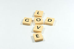 Love of God Royalty Free Stock Photography