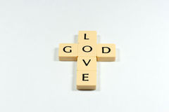 Love of God Royalty Free Stock Image