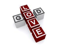 Love God Royalty Free Stock Photo